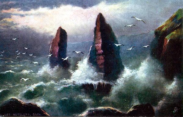 Alderney and Sark