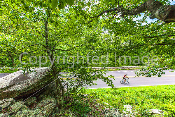 Blue Ridge Parkway - ACA Bike Tour - Day 6