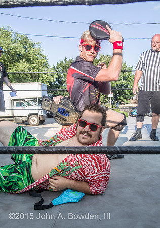 G.O.U.G.E. Wrestling 7-11-15