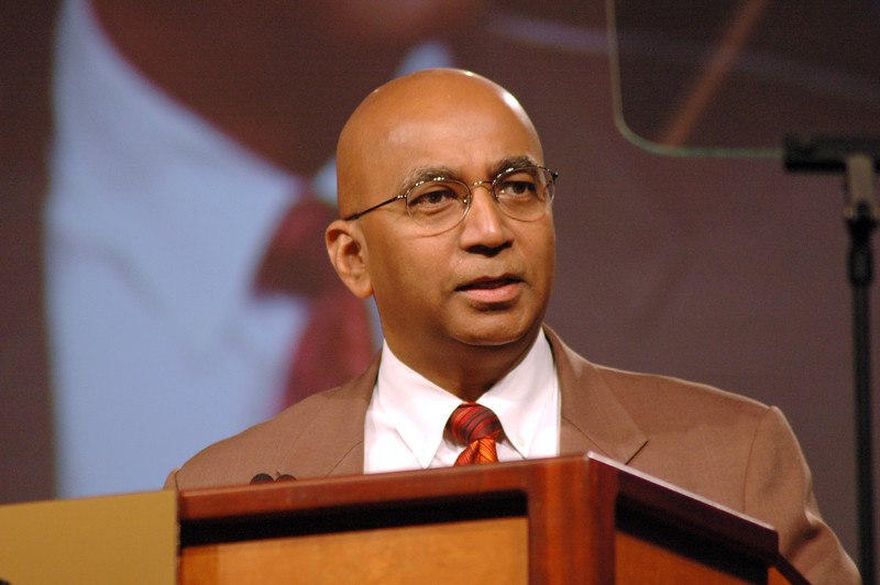The Rev. Frederick Rajan, Executive Director, Commission for Multicultural Mnistries, Commission for Multicultural Ministries