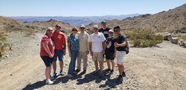 8/21/19 Eldorado Canyon ATV/RZR & Gold Mine Tour