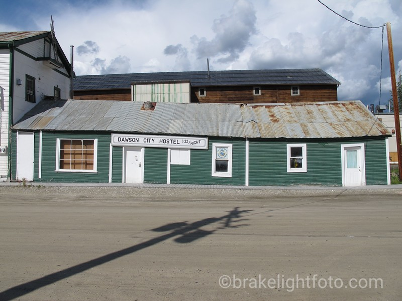 Dawson City Historic Hostel