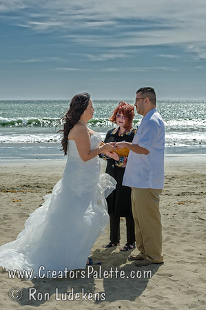 Deanna & Larry's Wedding Ceremony
