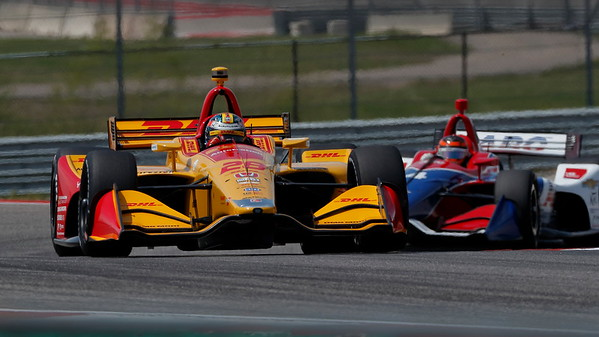 IndyCar 2019 Circuit of the Americas