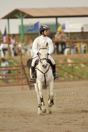 Concurso Nacional de Saltos - Pony Club Ingenio Prueba 3