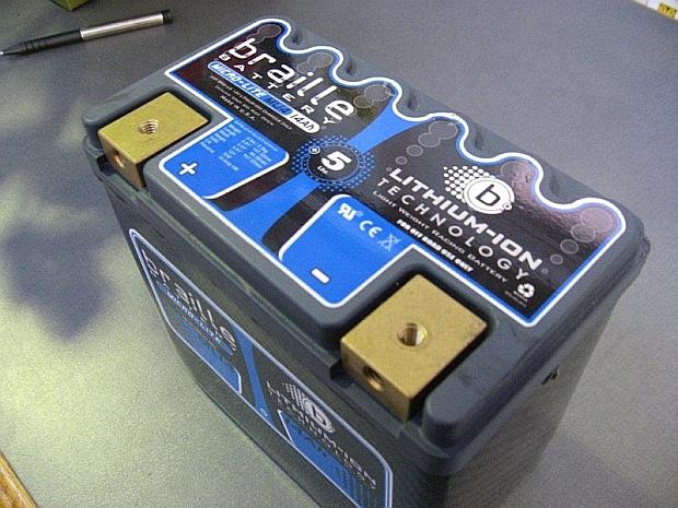 nemo evo braille battery
