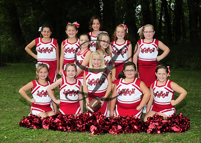 Jackson Cheer Little 2012