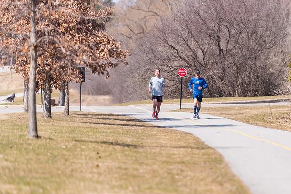 Eric Deshaies - 10 marathons, jour 2