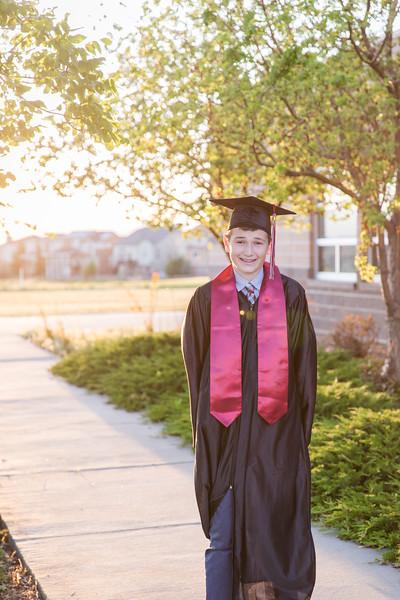 VRA Graduation Caleb
