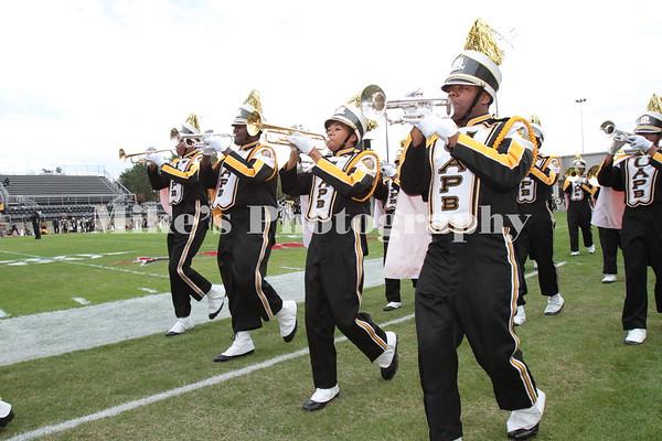 UAPB vs Grambling 4M The Band