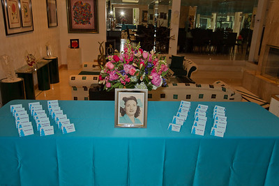 May 5th, 2012 Harriette's 85th Birthday Celebration