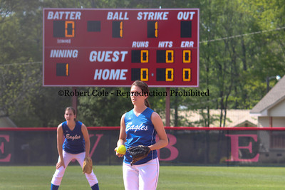 2012-13 Newberry Academy Softball