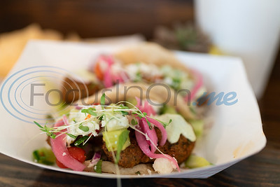 C Rojo's Taqueria Grand Opening by Maria Hernandez