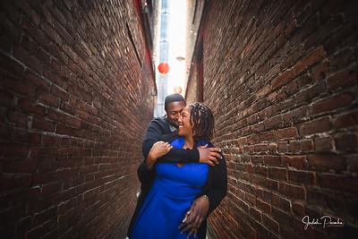 Leah & Thomas | Engagement  Shoot - Victoria BC