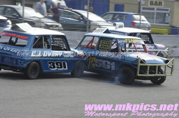 ORCi Ministox, Northampton, 9 August 2015