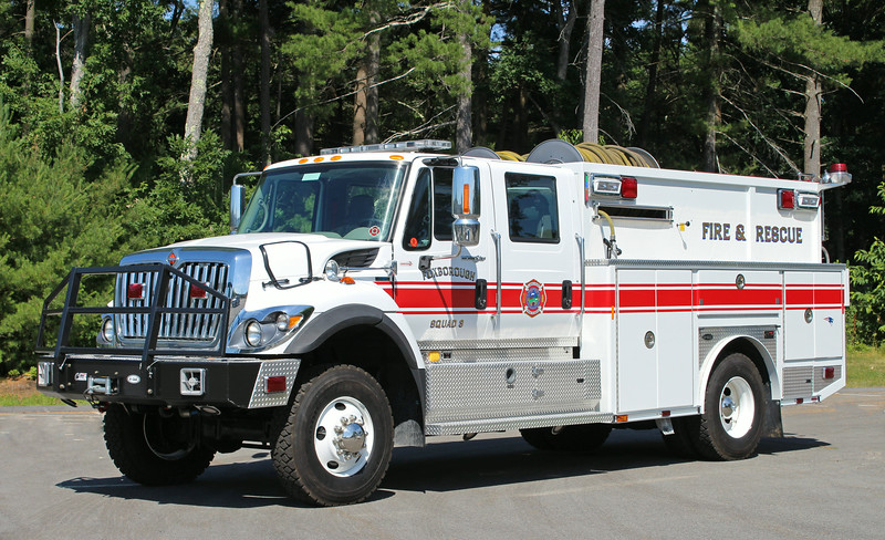Squad 3 2010 International / E-One 500 / 750