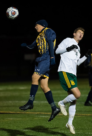 North Ridgeville roughs up Amherst in sectional final