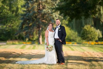 Bowman-Garstang Wedding