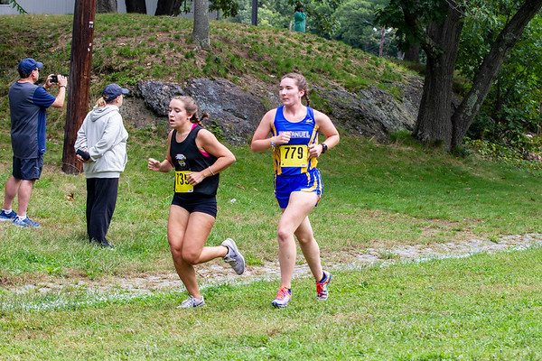 Emmanuel College: Cross Country 9/22/18