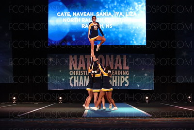 6-Cate, Naveah, Sania, Iya, Liza - North Raleigh Christian