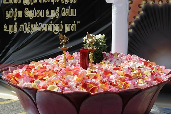 நிமிர்வோம் - வணக்கம் செலுத்தும் நிகழ்வு  May 22