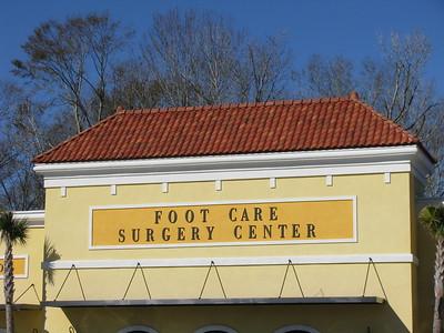 Foot Care Surgery Center - Baton Rouge, LA
