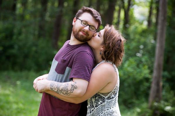 Caitlin & Tyler's Engagement