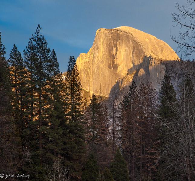 Half Dome - Yosemite National Park