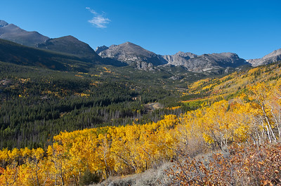 Rocky Mountain, fall 2015