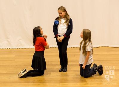 ES Speech and Drama Club Performance Workshop