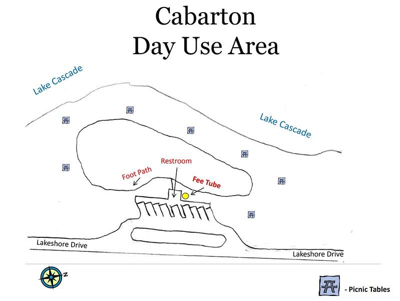 Lake Cascade State Park (Cabarton Day Use Area)