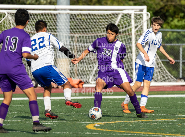 JV - Lake Zurich vs Rolling Meadows - 10-05-19