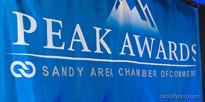 Peak Awards - Sandy area Chamber of Commerce