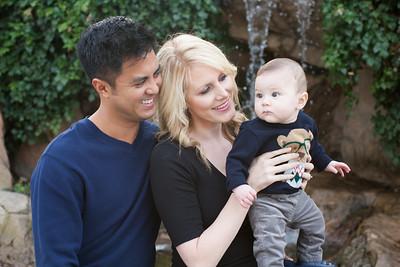 Ryan + Kate + Jonah 6 months