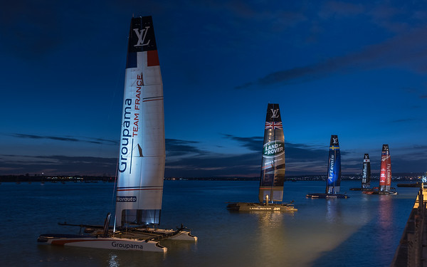 Americas Cup World Series Portsmouth 16