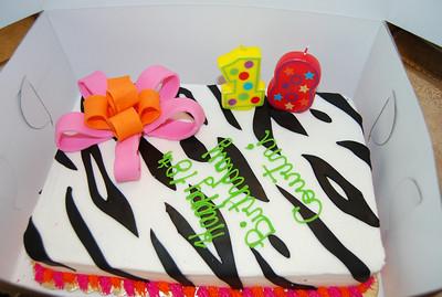 Courtni's 18th Birthday Party