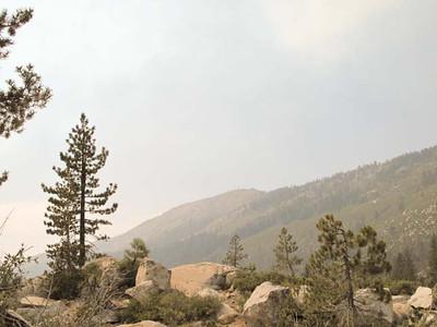 Signal Peak Camping Trip