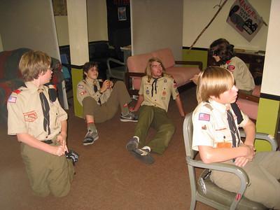 Troop Meeting - Sep 29