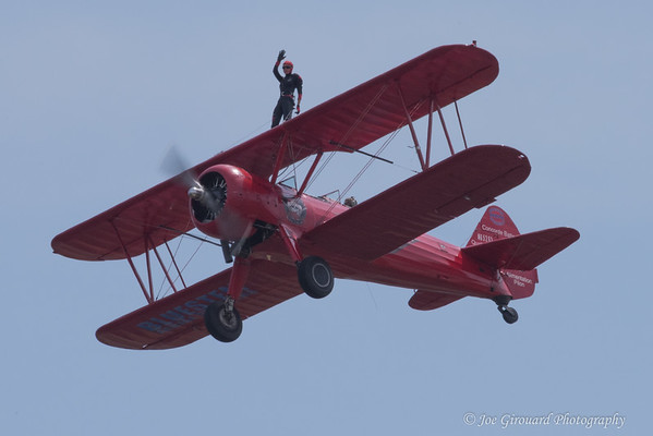 Third Strike Wingwalk