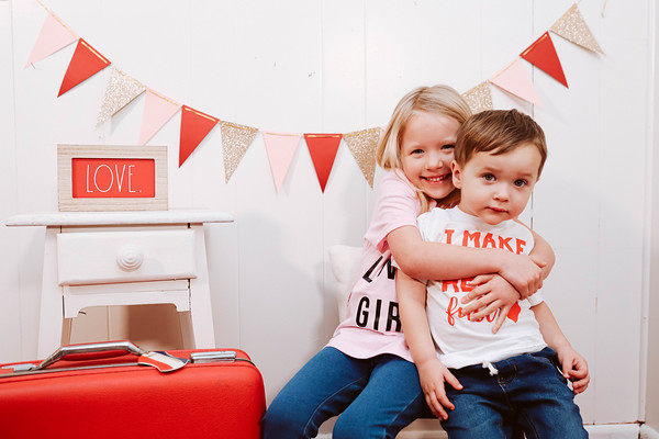 Emma and Levi