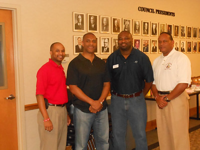 2012 Kappa Alpha Psi Polemarch Retreat