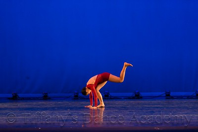 Work Song Contemporary Solo - Ashley W.