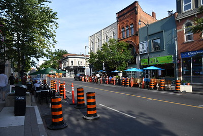 Summer in Toronto, 2020