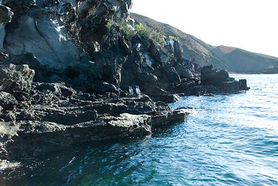 Galapagos: Bartolome Island