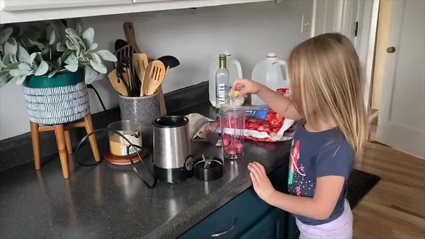 Cooking with Bitsy