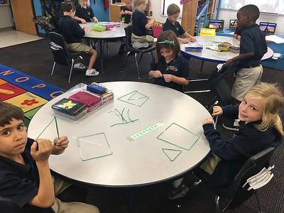 We love Geometry!