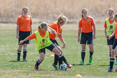 Youth Soccer - April 19b, 2014