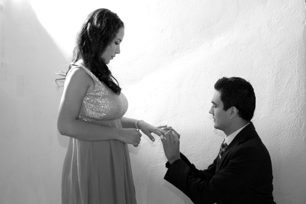 Cazandra & Jerardo~ The Proposal