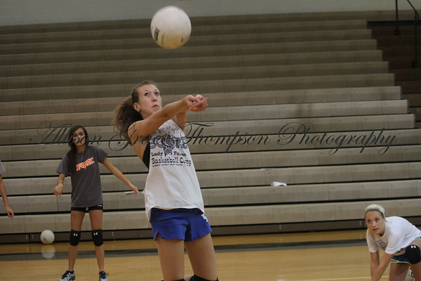 Monroe County Volleyball 2011