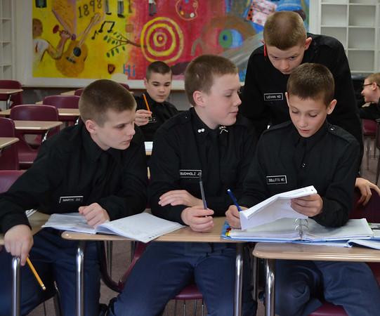 7th Grade English Debate